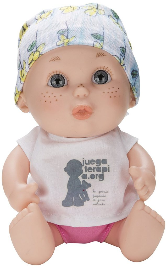 muñeco baby pelon