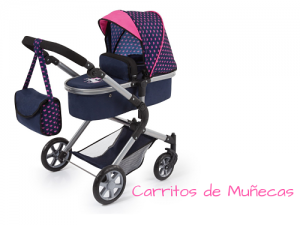 Carritos de Muñecas