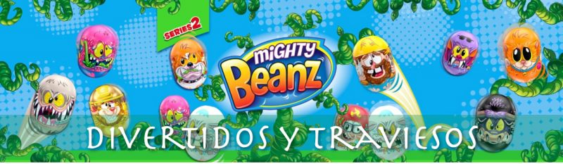 Mighty Beanz - Comprar en España al Mejor Precio