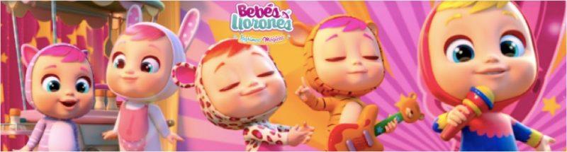 Bebés Llorones - Todos los Muñecos al Mejor Precio