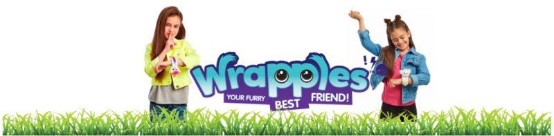 Wrapples de Little Live Pets de Famosa