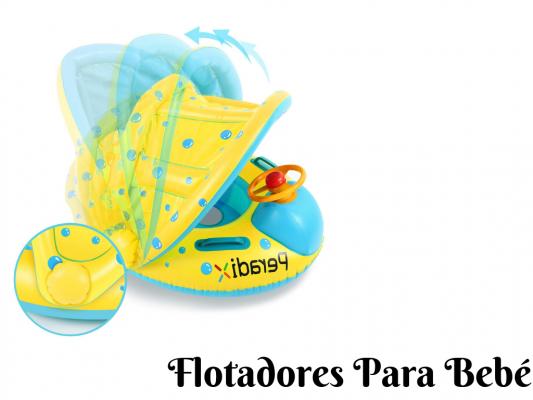 flotador bebe - antivuelco - precios